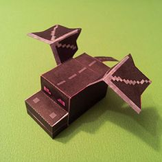 Papercraft Mini Ender Dragon