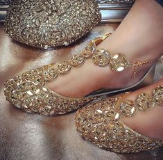 Indian Shoes, Indian Jewelry, Bridal Shoes, Bridal Jewelry, Wedding Accessories, Jewelry Accessories, Wedding Heels, Bridal Shower Decorations, Indian Bridal
