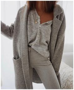 Best Women Casual Outfit for Fall and Winter - BrautKleider - Kleidung Mode Outfits, Winter Outfits, Casual Outfits, Fashion Outfits, Fashion Ideas, Spring Outfits, Looks Chic, Looks Style, Traje Casual