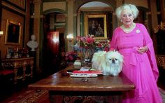 Diehard fans were ecstatic at news that Barbara Cartland left over 100   unpublished novels. Her son Ian hopes to win a new global audience for her rose-tinted   fiction