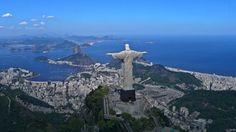 Pomnik Chrystusa Odkupiciela w Rio de Janeiro, fot. Artyominc/Wikimedia Commons