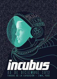 Incubus - Piero Bottger - 2013 ----