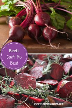 The use of beets as a food source may date as far back as prehistoric times, but it was the greens and not the root itself that were considered to be the most edible part of the plant. It wasn't until Roman times that beets were cultivated with the purpose of eating the root as well as the greens. Get our tips & tricks for growing beets in your garden.