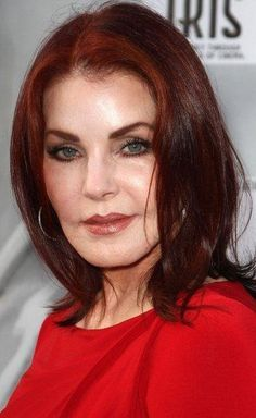 "( ☞ 2017 ★ CELEBRITY WOMAN ★ PRISCILLA PRESLEY. ) ★ Priscilla Ann Wagner - Thursday, May 24, 1945 - 5' 2"" 123 lbs 30-23-33 - Brooklyn, New York City, New York, USA."