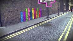 4Music Rebrand - Ident 3