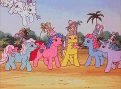 Quest of the Princess Ponies