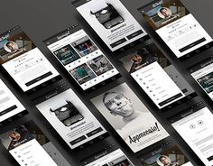 "Check out new work on my @Behance portfolio: ""UI/UX Design"" http://be.net/gallery/44817599/UIUX-Design"