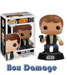 Star Wars Han Solo #03 (Vault Edition) (Small Box Dmg)