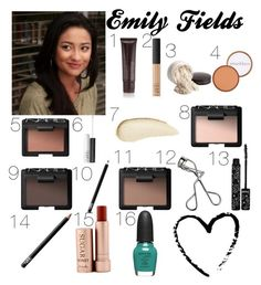 Tinted Moisturizer- Laura Mercier Oil-Free Tinted Moisturizer in Fawn Concealer- NARS Concealer in Ginger Powder- Laura Mercier Loose Setting Powder in. Grey Makeup, Beauty Makeup, Hair Beauty, Pretty Little Liars, Tinted Moisturizer, Setting Powder, Nars Cosmetics, Hair And Nails, Pll Outfits