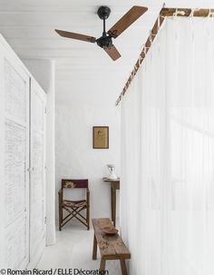 Une chambre rafraîchissante