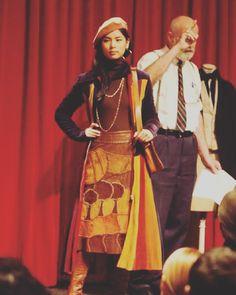 Fashion Avant-Grade:Now and Then #fashion #fashionable #fashionshow #fashionaddict #museumofvancouver #vancouver #ecofashion #fashionstyle #canada