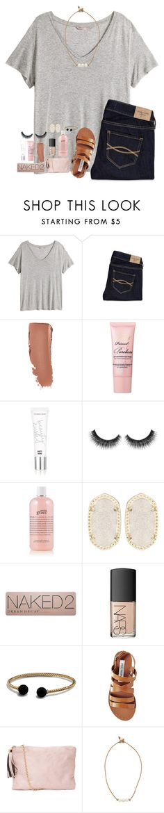 """scotland//days 3&4//rtd"" by lindsaygreys ❤ liked on Polyvore featuring H&M, Abercrombie & Fitch, Chanel, Too Faced Cosmetics, Beauty Rush, Kendra Scott, Urban Decay, NARS Cosmetics, David Yurman and Steve Madden"