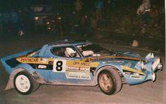 Lancia Stratos Borchi Franceschini