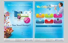 Leaflet Design, Web Application, Brochure Design, Web Development, Web Design, Marketing, Image, Booklet Design, Design Web