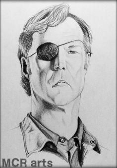 Governatore - The Walking Dead