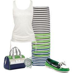 """""""let's go boating"""" by missy-smallen on Polyvore"""
