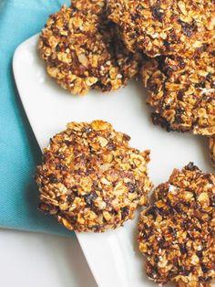 Biscotti di Prugne 4 Ingredienti