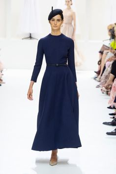 For Christian Dior haute couture Fall/Winter Maria Grazia Chiuri took inspiration from Elisabetta Orsini's book, ''Atelier: Places of Thought and . Christian Dior, Dior Dress, Runway Fashion, Womens Fashion, Fashion Outfits, Haute Couture Fashion, Couture Week, Zuhair Murad, Elegant Outfit