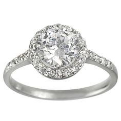 @Overstock - Cubic zirconia bridal ringSterling silver jewelryClick here for ring sizing guidehttp://www.overstock.com/Jewelry-Watches/Tressa-Collection-Silver-Round-cut-Cubic-Zirconia-Bridal-style-Ring/7547373/product.html?CID=214117 $17.99