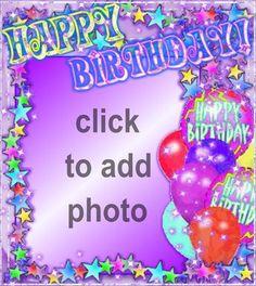 Happy Birthday! #ZingerBug #birthdays Grandaughter Birthday Wishes, Happy Birthday Wishes Nephew, Birthday Wishes With Photo, Happy Birthday Flowers Wishes, Happy 19th Birthday, Happy Birthday Greetings Friends, Happy Birthday Frame, Birthday Wishes And Images, Happy Birthday Messages