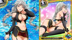 Highschool DxD Mobage Cards - Recopilation 09