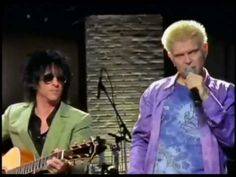Billy Idol - White Wedding (Unplugged) Shotgun-start again...  Still sooooo good!!!