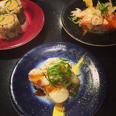 Sushi fix!   #beliciousfood #dinner #sushi #japanesefood #japanese #aburi #salmon #tuna #scallop #delicious #yummy #foodie #foodpic #foodblog #fooddiary #foodadventure #instapic #instablog #instafood #lovefood #lovetoeat #brisbanefoodie #brisbaneblogger #brisbane #brisbanecity #brisbanefood #brisbaneanyday by _belicious