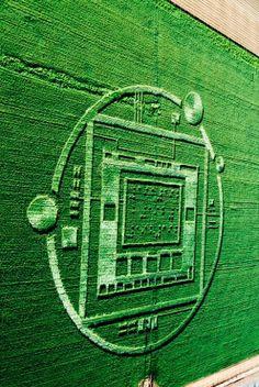 Chualar crop circle contains message, braille expert says | Salinas News - KSBW Home