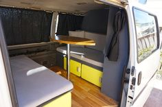Mitsubishi Starwagon Driving Miss Daisy, Future Car, Camper Van, Road Trip, Vans, Storage, Inspiration, Furniture, Home Decor