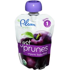 Plum Organics Baby Food Fruit Pouches, Only $0.29 at Target!