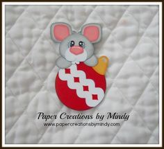 premade paper piecings available at www.papercreationsbymindy.com