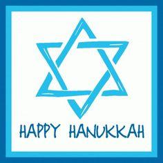 Download Square Hanukkah Printable