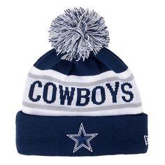 Dallas Cowboys New Era Biggest Fan Redux Knit Cap