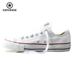 9a1a0451c3 Skateboarding Shoes Original Converse classic all star canvas shoes men and  women sneakers low classic Skateboarding Shoes 4 color   This is an  AliExpress ...