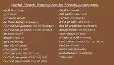 Des expressions très utiles