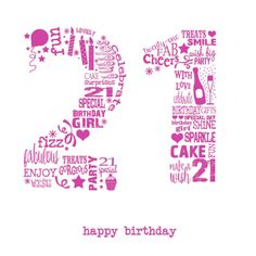 happy 21st birthday wishes to daughter party ideas pinterest