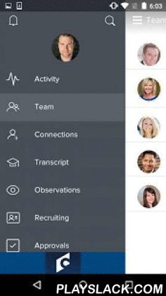 Cornerstone Mobile™  Android App - playslack.com ,  Cornerstone Mobile brings the power of productivity and real-time connection to the workforce in a unified, modern experience that's intuitive for any Cornerstone user. Cornerstone Mobile directly connects employees to learning, performance and recruiting activities providing anytime access to courses and content. Employees will have everything they need right on the mobile devices they already rely on.Key Mobile features include: •…