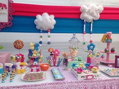 LalaLoopsy Birthday Party Ideas | Photo 22 of 44
