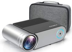 Superior Home Theater Projector: Vamvo L4200 projector is professionally made as an HD video projector, ideal for home entertainment. 2020 upgraded LED lighting delivers 80%+ more brightness than previous version. With 1080P resolution supported, L4200 provides the most accurate colors with top contrast on the market in the price range, ideal for family entertainment with a budget. Portable Size with Latest Top Lighting Innovations: Vamvo L4200 projector comes with a portable size 100 Inch Projector Screen, Arduino Home Automation, Blue Ray Dvd, Superior Homes, Technology Hacks, Movie Projector, Amazon Fire Tv Stick, Full Hd 1080p, Home Theater Projectors