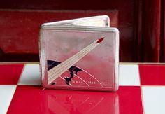 Vintage Original Cigarette Case from USSR - 1960's - Made in USSR von SovietGallery auf Etsy