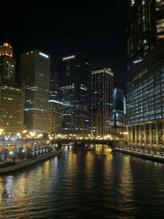 Chicago on the river.