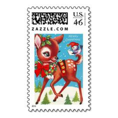 Friends Postage Stamps