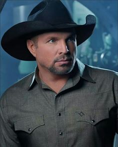 Garth Brooks -  I remember when he first got famous and you started dressing…