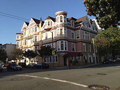 The Queen Anne Hotel, San Fransisco, Ca.