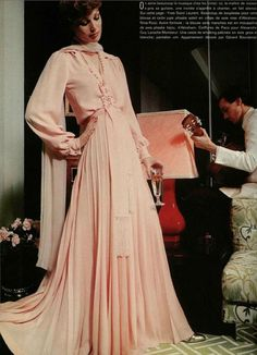 1976 - Yves Saint Laurent Couture