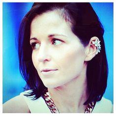 Sarina Suriano ear cuff