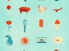Some Icons — Designspiration