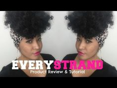 EVERY STRAND || Product Review & Tutorial - YouTube