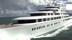 [ENG]  London TOP 100 YACHTS - The Boat Show