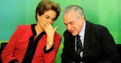 RS Notícias: Após romper com Dilma, PMDB vai apoiar impeachment...
